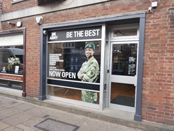 Army Careers Centre York
